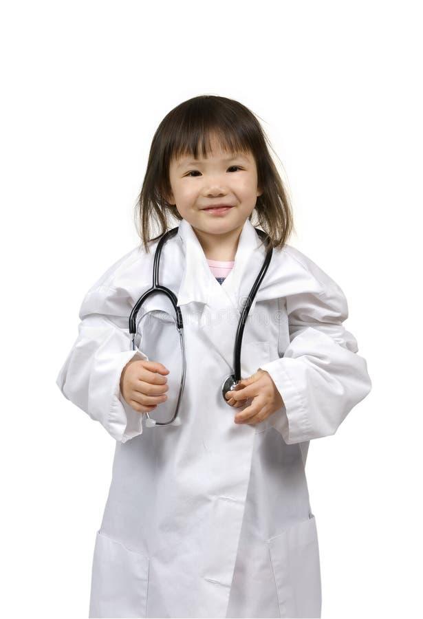 Pequeños doctores 002 foto de archivo libre de regalías