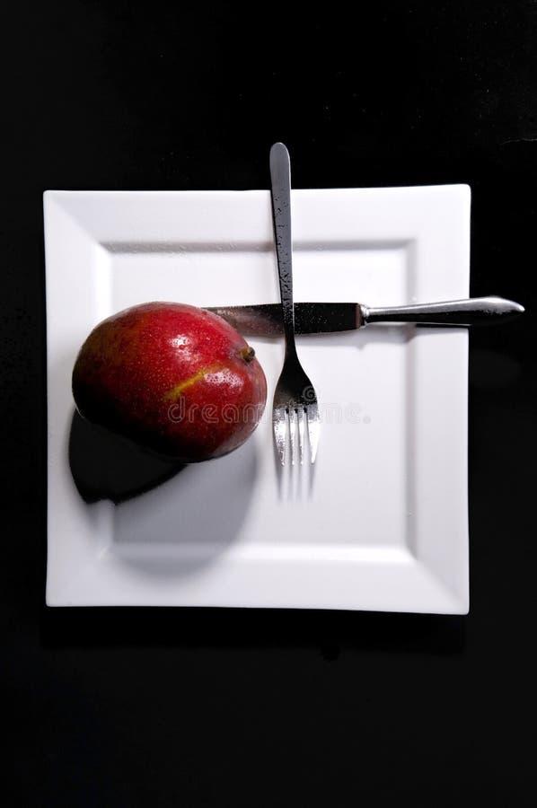 Pequeno almoço da forma imagem de stock royalty free