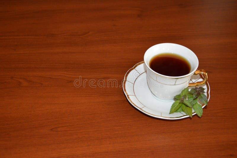 Pequeno almoço em casa fotografia de stock royalty free