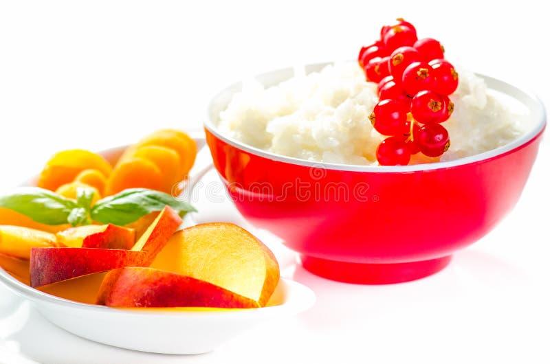 Download Pequeno almoço saudável foto de stock. Imagem de coma - 26508008