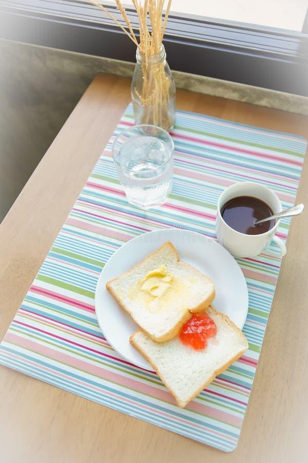 Download Pequeno almoço simples imagem de stock. Imagem de copo - 65581723