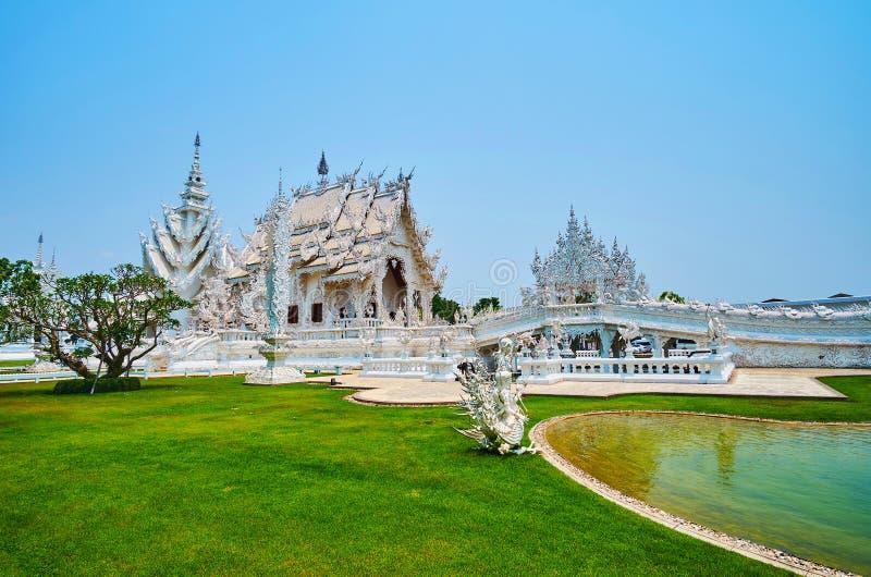 Perła Chiang Raja, Tajlandia obraz royalty free