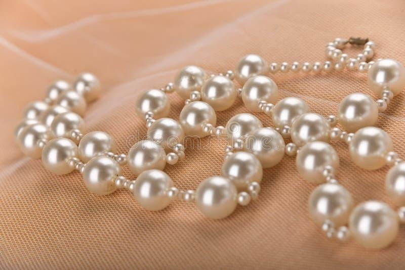 perła naszyjnik zdjęcie royalty free