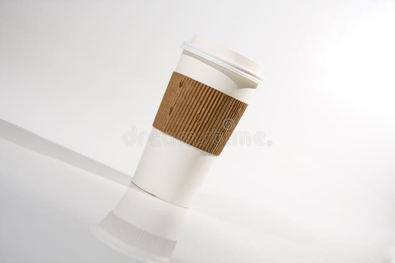 Per per andare tazza di caffè fotografie stock libere da diritti