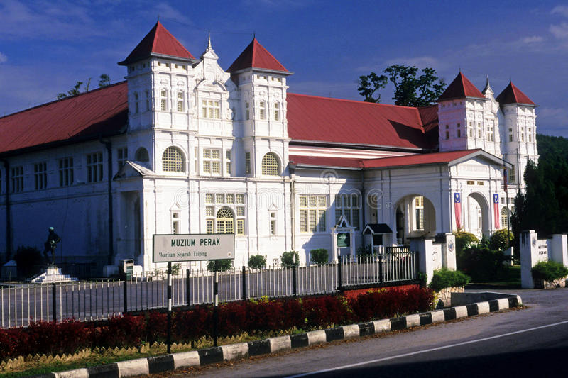 Download The Perak Museum editorial photo. Image of perak, travel - 26840941