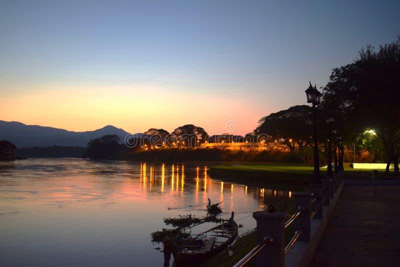 Perak rzeka fotografia royalty free