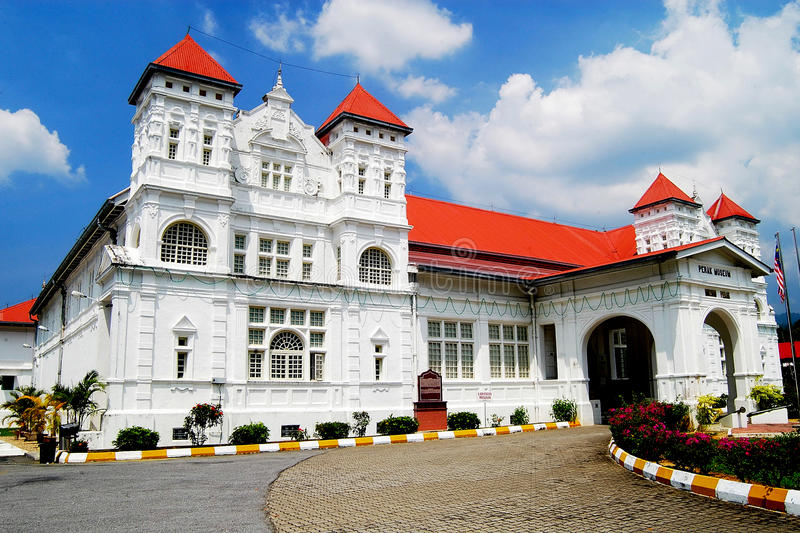 Download The Perak State Museum editorial stock image. Image of malaysia - 26803724