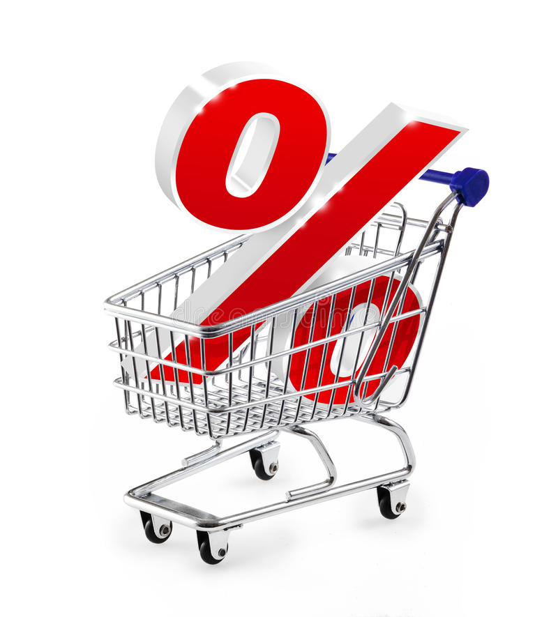 Download Percent stock image. Image of sell, commercial, customer - 19924055