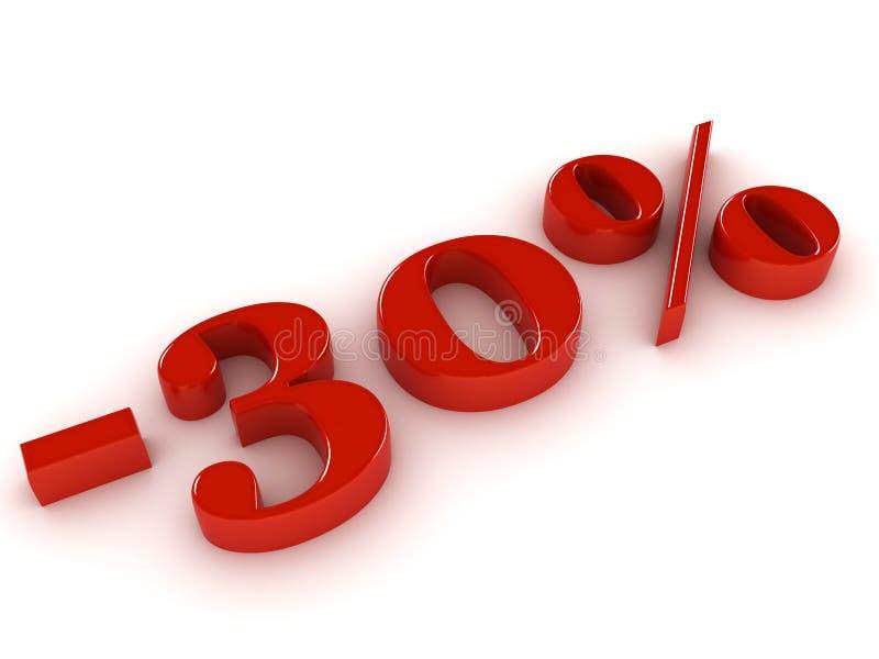 Download Percentage sign stock illustration. Image of price, finance - 13452238