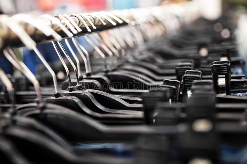 Percha de ropa imágenes de archivo libres de regalías