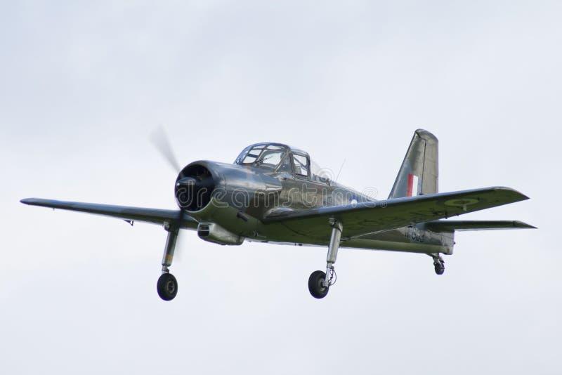 Percival Provost-trainervliegtuigen royalty-vrije stock afbeeldingen