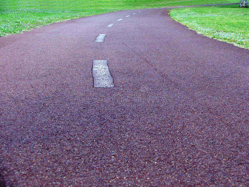 Download Percorso immagine stock. Immagine di bitume, asfalto, difficile - 203213