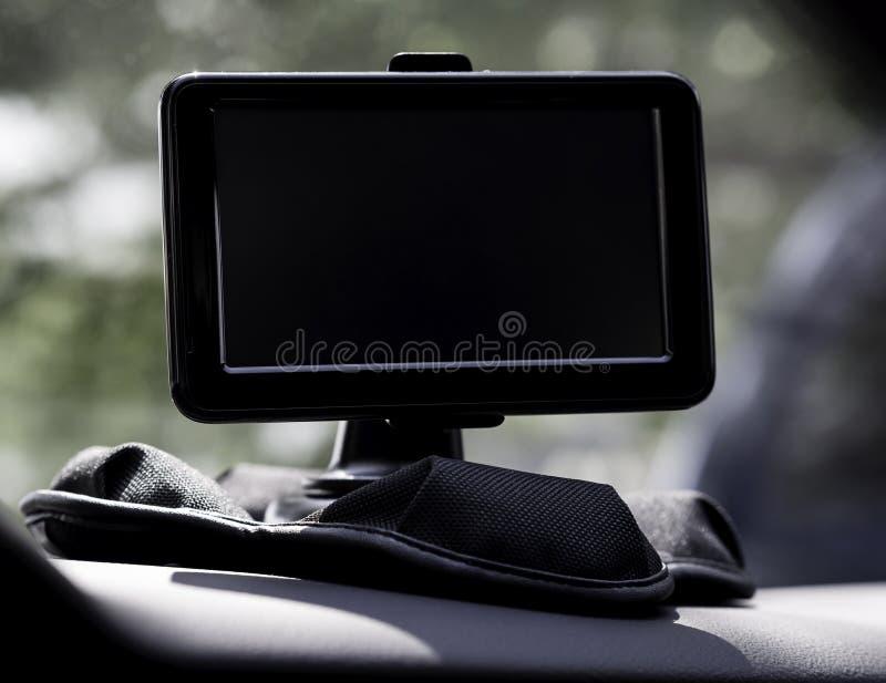 Percorso di GPS immagine stock libera da diritti