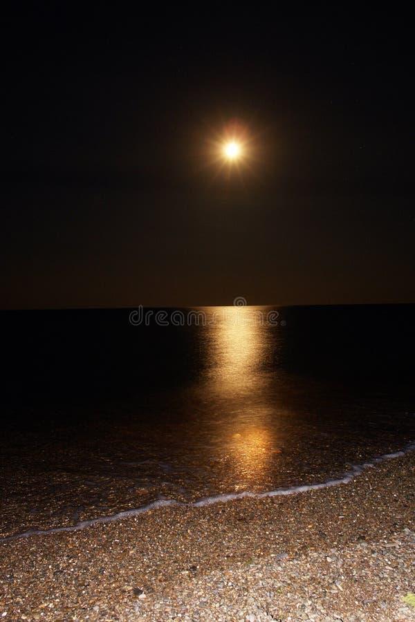 Percorso lunare fotografie stock