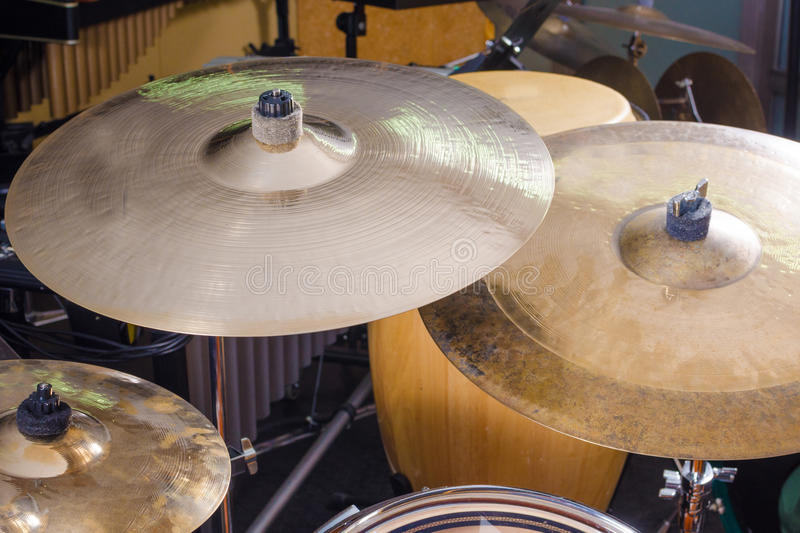 Percussion instrument stock images