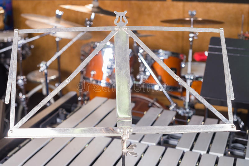 Percussion instrument royalty free stock image