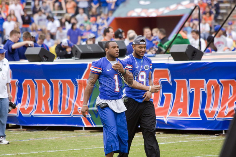 Percy Harvin and Louis Murphy Arrive