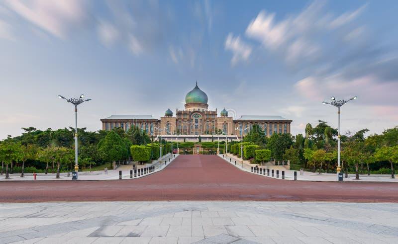 Perdana Putra το μαλαισιανό γραφείο πρωθυπουργών στοκ φωτογραφία με δικαίωμα ελεύθερης χρήσης
