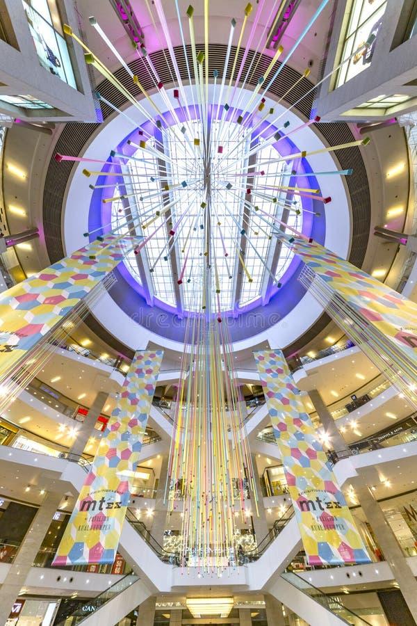 Pavillion Shopping Mall stock image