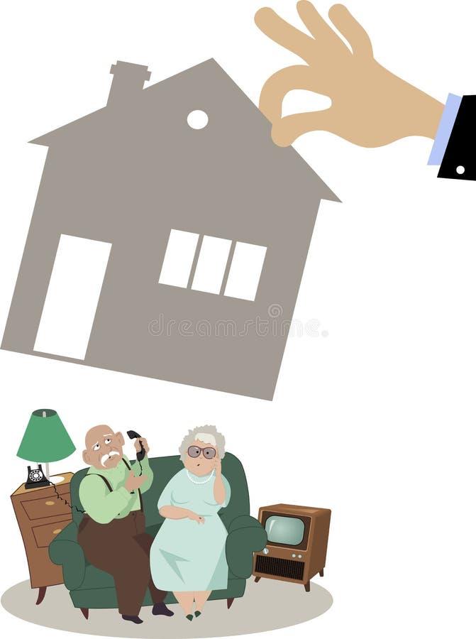 Perder un hogar