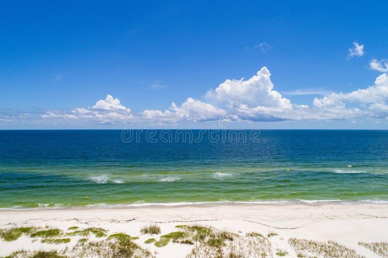 Perdido klucza plaża I Ono wyspa fotografia royalty free