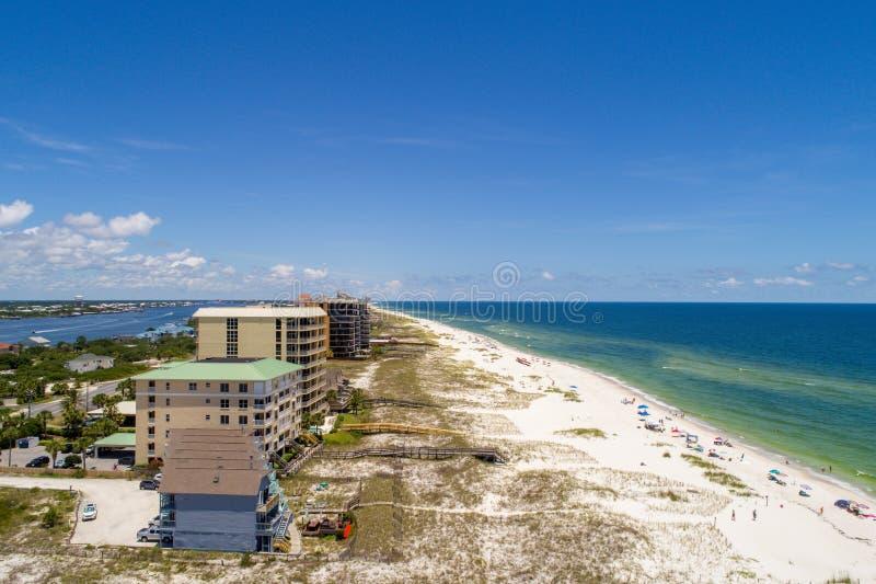 Perdido klucza plaża I Ono wyspa zdjęcie royalty free