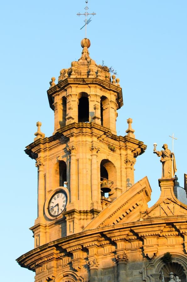 Peregrina Church royalty free stock photography