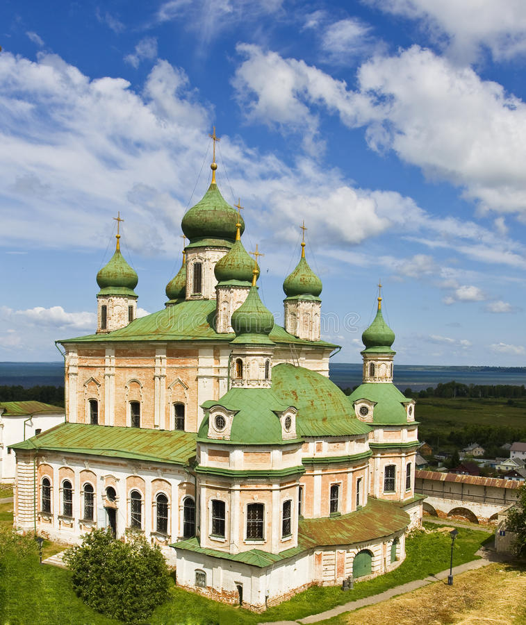 Pereslavl-Zalesskiy, Rússia foto de stock