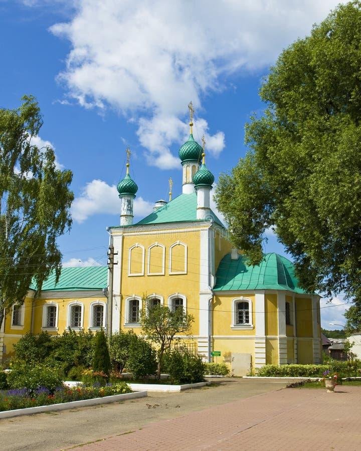 Pereslavl-Zalesskiy, Rússia fotografia de stock