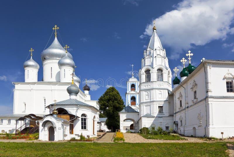 Pereslavl Zalessky. Monastère de Nikitsky. Russie images libres de droits