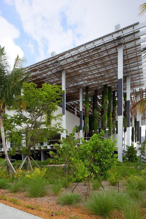 Perez Art Museum Miami imagem de stock royalty free