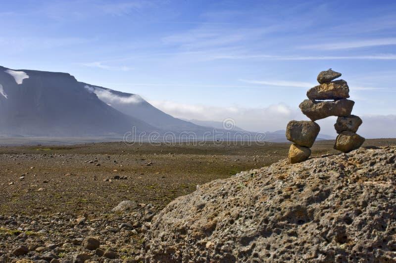 Perfect Balance.  royalty free stock image