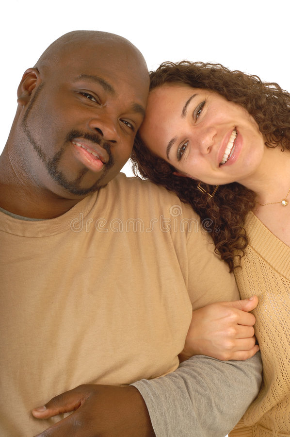 Perfect Couple Royalty Free Stock Image