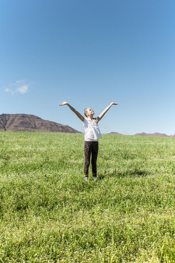 Download The perfect day stock photo. Image of grassy, rural, living - 32594536