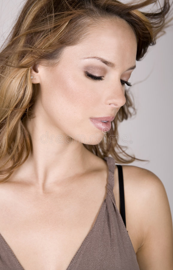 Download Perfect face stock image. Image of skin, beautiful, lipgloss - 3066045