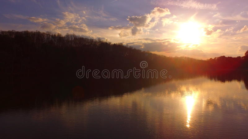 A Perfect Fall Day royalty free stock photos