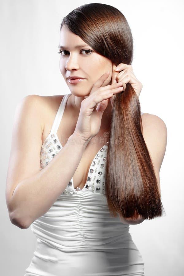 Download Perfect hair stock photo. Image of hair, natural, cute - 22970836