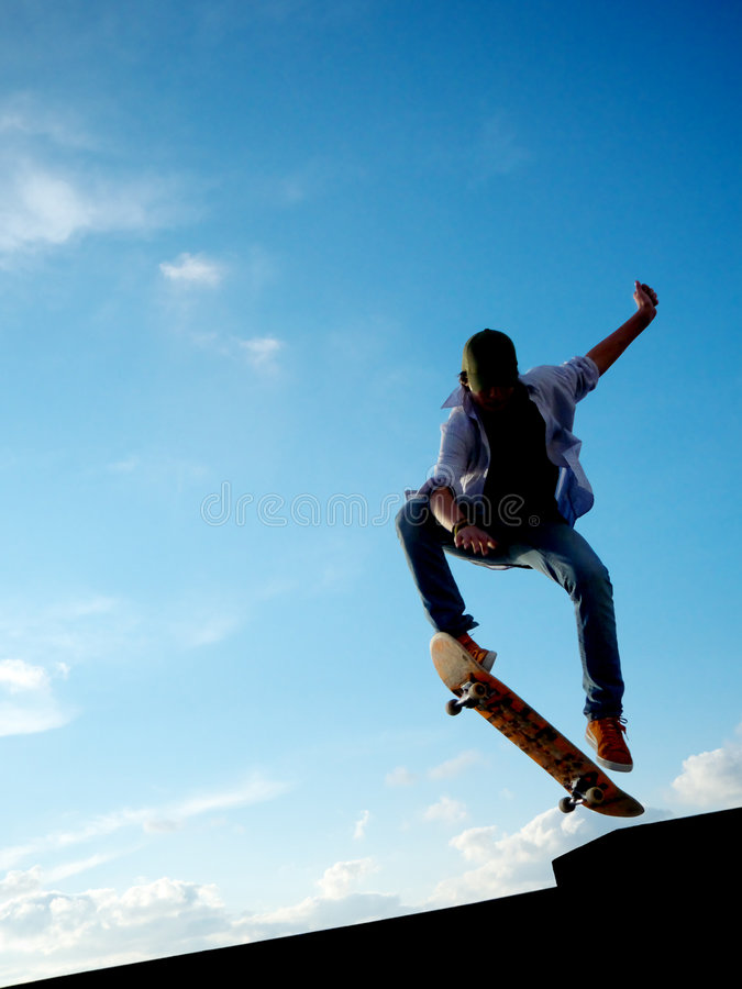 Download Perfect jump stock photo. Image of abstract, happiness - 8914254