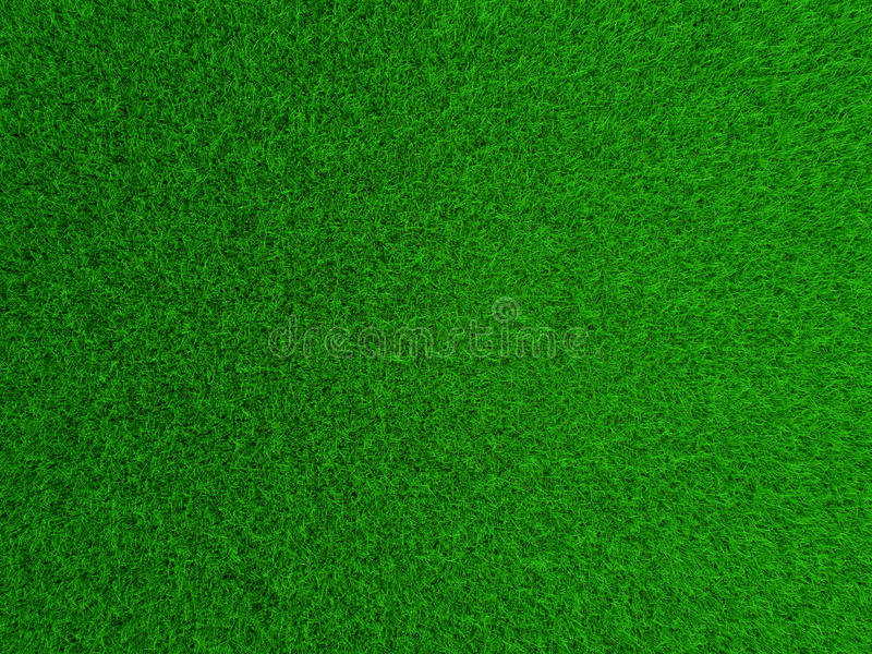 Perfect Lawn royalty free illustration