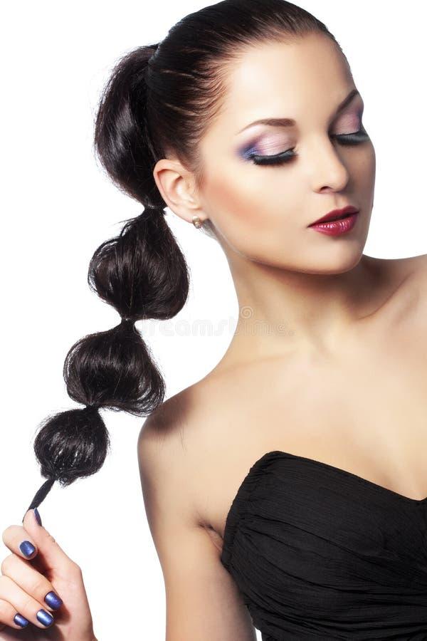 Perfect makeup zdjęcie stock