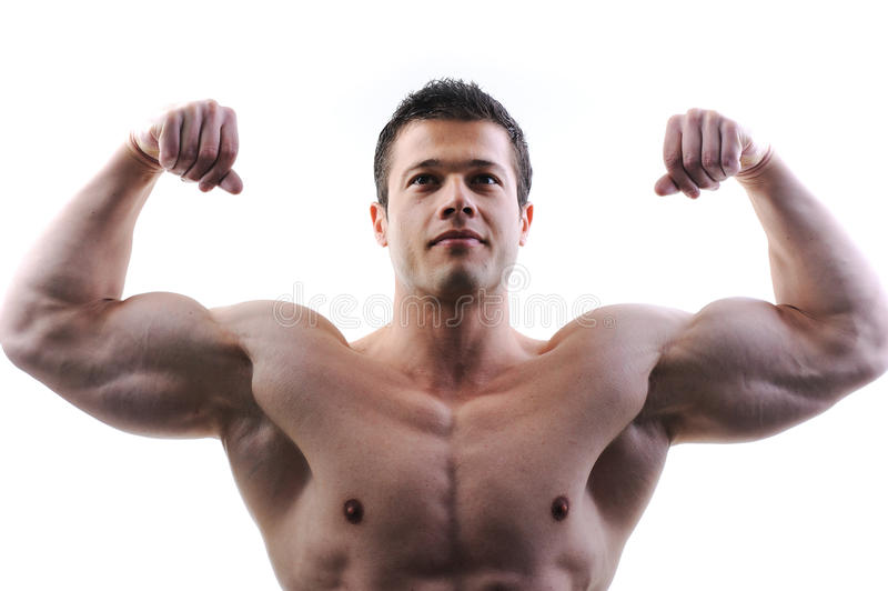 Download The Perfect male body stock image. Image of background - 23014685