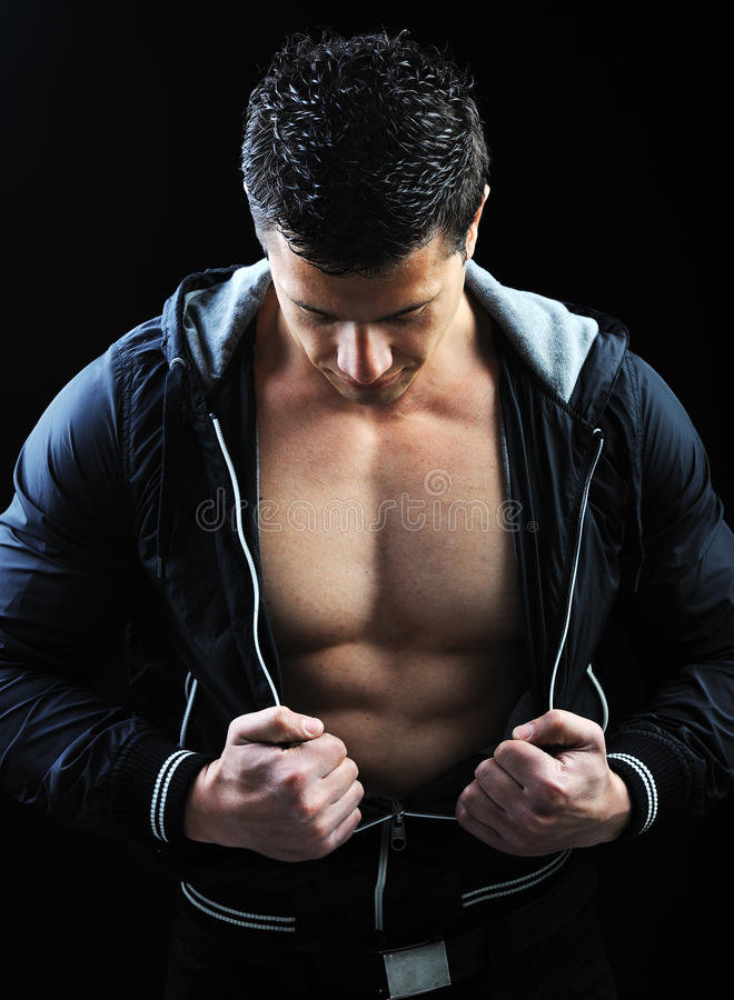 Download The Perfect male body stock photo. Image of back, caucasian - 23014740