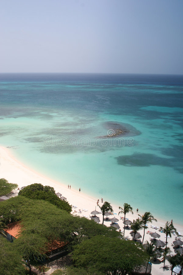 Download Perfect place stock image. Image of tropical, ocean, bright - 3909273