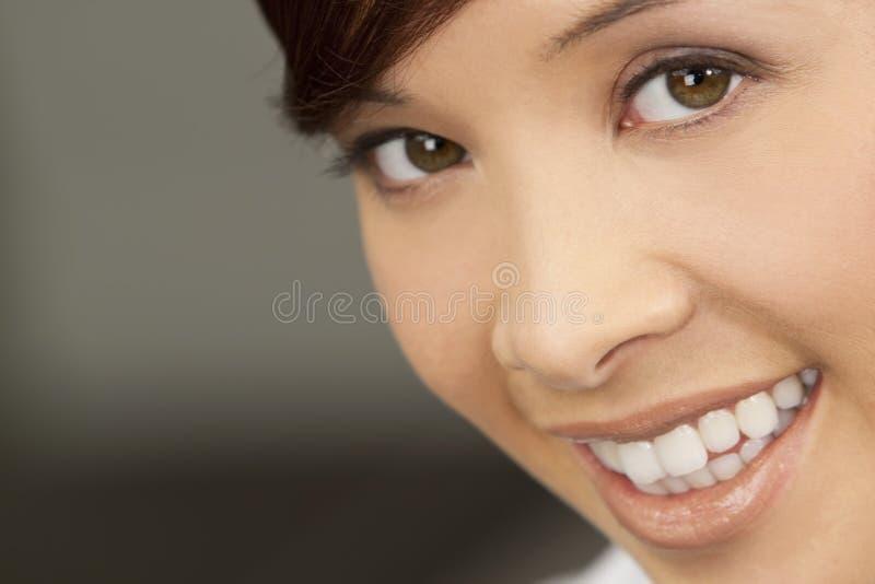 Perfect Teeth Royalty Free Stock Image