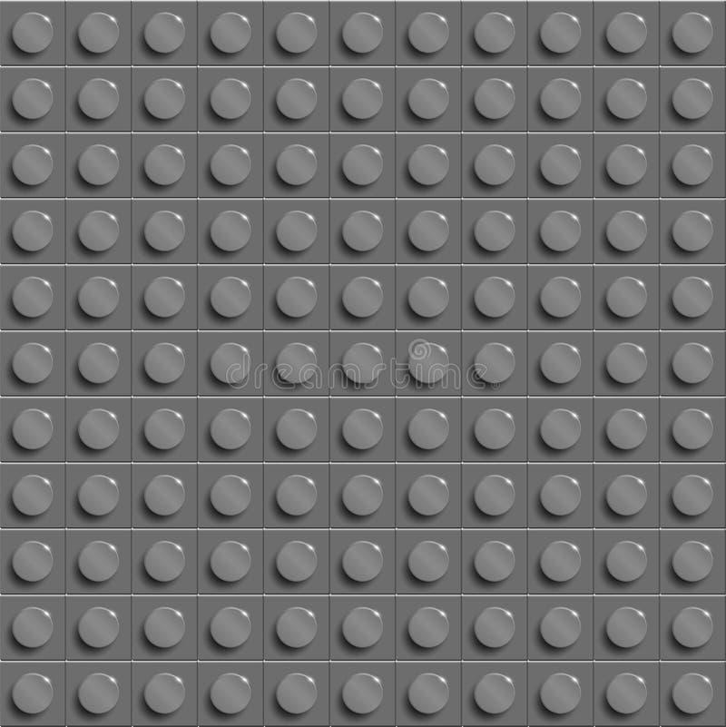 Perfect vector lego background of closeup plastic gloss construction download perfect vector lego background of closeup plastic gloss construction lego block grey stock stopboris Gallery