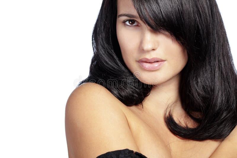 Perfect włosy fotografia royalty free