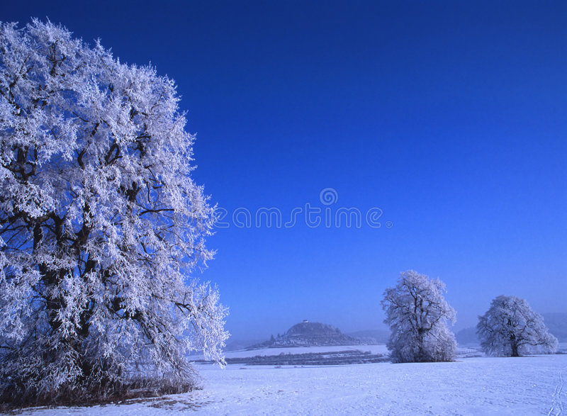 Download Perfect Winter Day #5 Royalty Free Stock Photos - Image: 530768