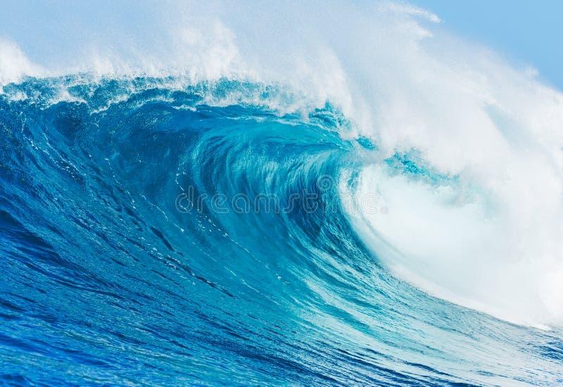 Perfecte het Surfen Golf stock fotografie