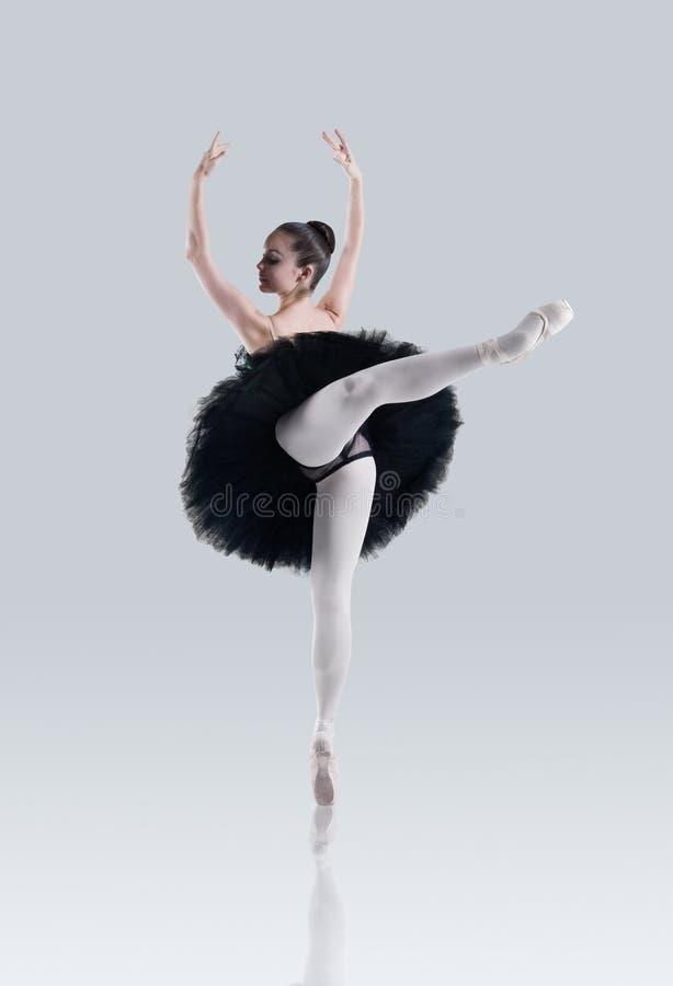 Perfection de ballet images stock