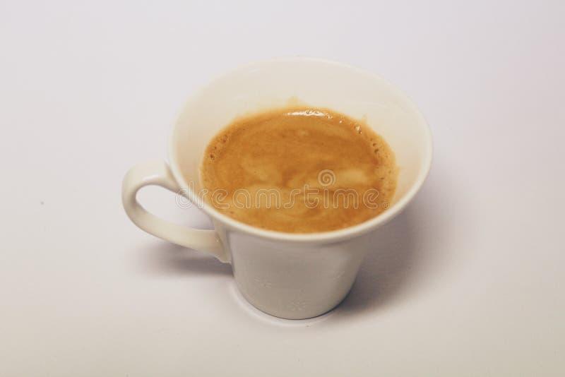 perfekt talian espresso arkivbilder